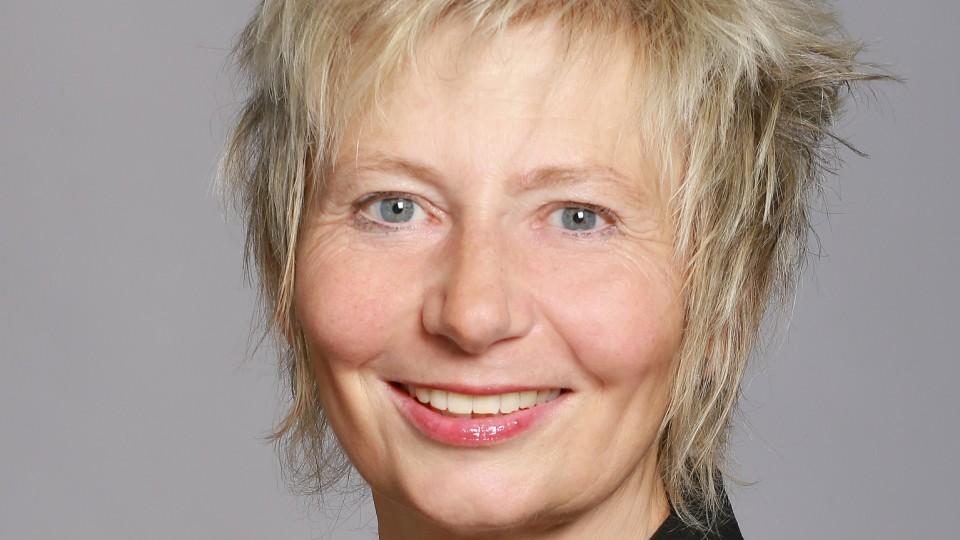 Porträt von Diana Ewert