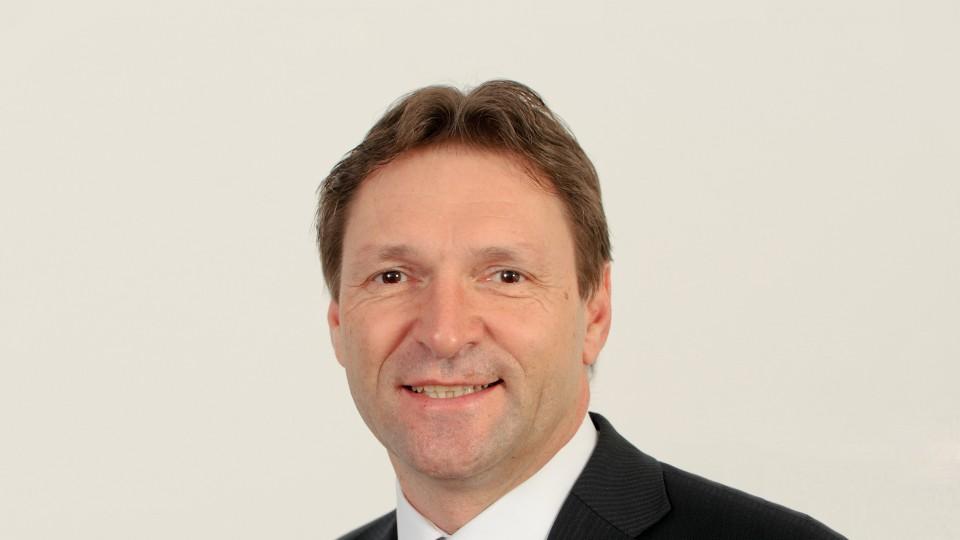 Stefan Koetz, Vorsitzender der Geschäftsführung Ericsson Deutschland GmbH