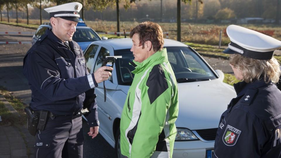 PHB Polizeikontrolle