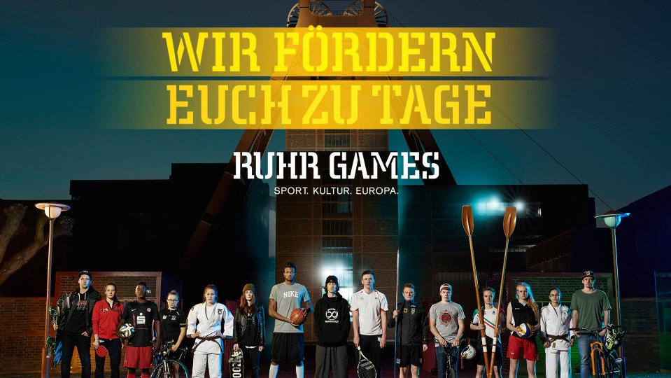 Log der Ruhr Games 2015