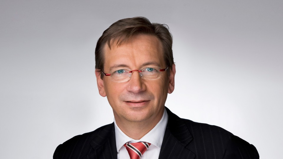 Poträtfoto Bild Dr. Rainer Baumgart