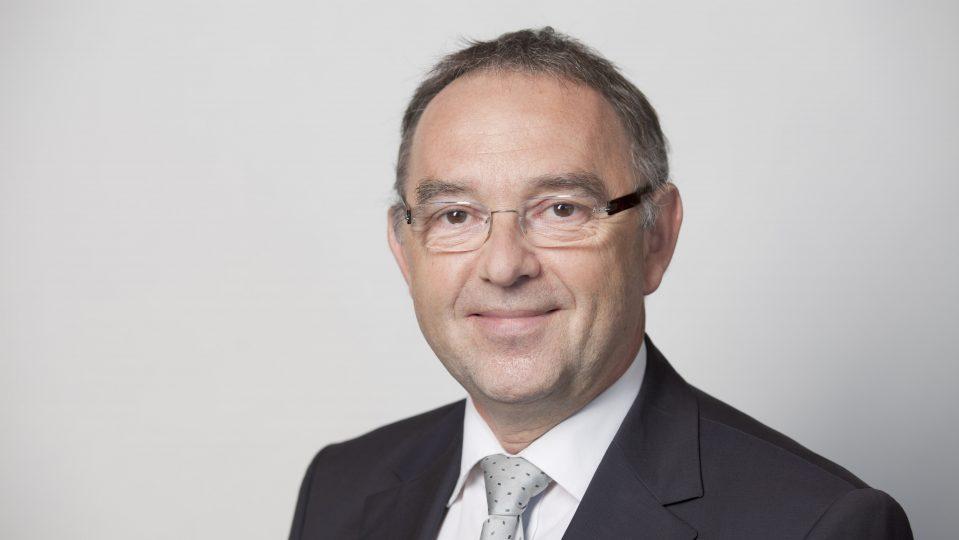 Porträtfoto Dr. Norbert Walter-Borjans, Finanzminister