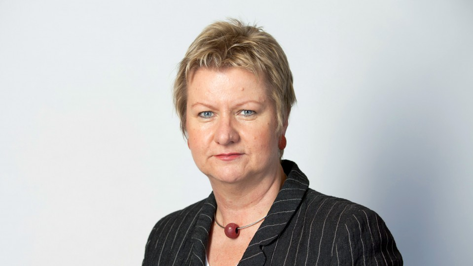Porträtfoto von Schulministerin Sylvia Löhrmann