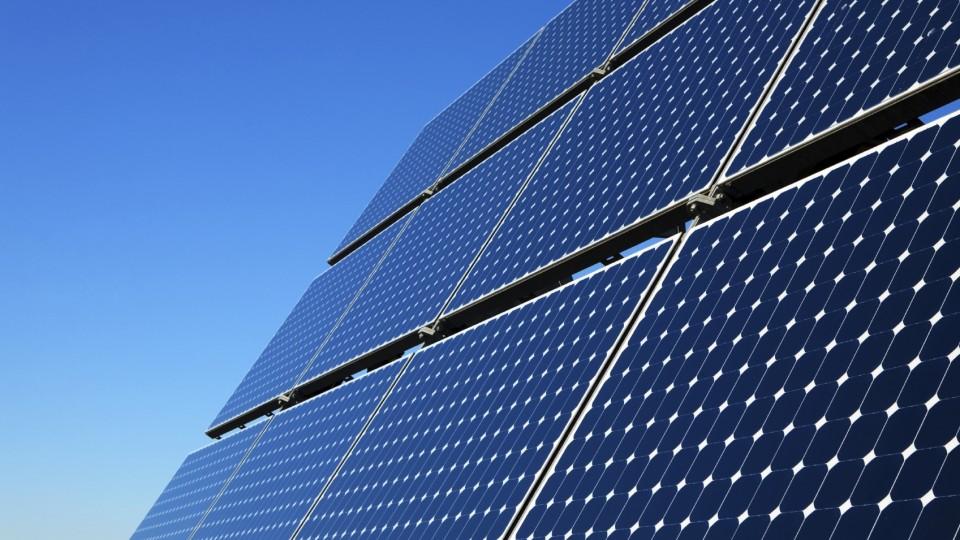 Bild Solarzellen