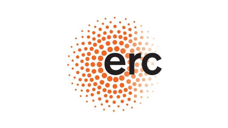 """Logo des ERC """"Europäischer Forschungsrat"""""""