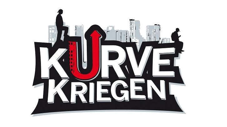 Logo der Landesinitiative Kurve kriegen