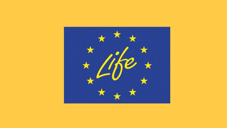 Logo EU-Förderprogramms LIFE